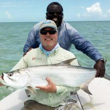 Andros Flyfishing Charter with Capt. Shawn Riley – Tarpon