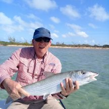 Andros Fly Fishing Charter with Capt. Shawn – Double Digit Bonefish