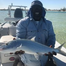 Capt. Shawn Riley – Andros Fly Fishing Charter for Bonefish