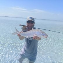Bonefishing with Capt. Shawn Riley