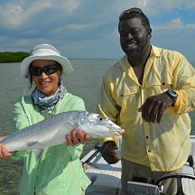 Andros Bonefishing with Capt. Shawn Riley