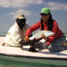 Andros Westside – fly fishing with Capt. Shawn Riley