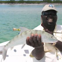 Andros Bahamas Fly Fishing Guide – Captain Shawn Riley