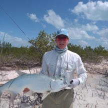 Tarpon Fishing Westside Andros