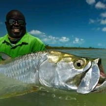 Tarpon fishing with Capt. Shawn Riley